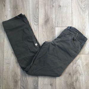 EUC Kuhl girls roll up hiking pants size medium 10